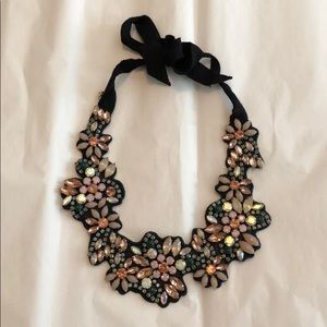 J Crew Retail Necklace NEVER WORN with dust bag